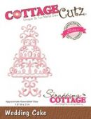 CottageCutz Dies - Wedding Cake (Elites) - CCE-135